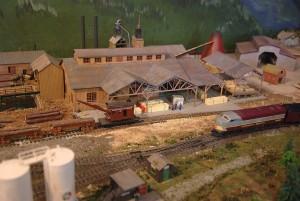 Creston Sawmill
