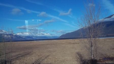South end of Kootenay Lake