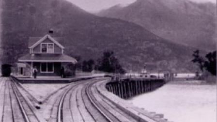 Kootenay Landing Station