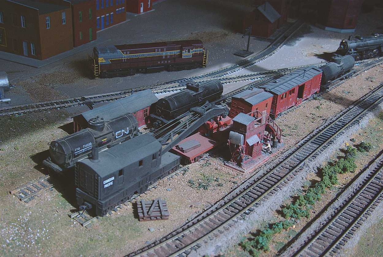 Maintenance Yard