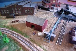 Rail Yard Turntable