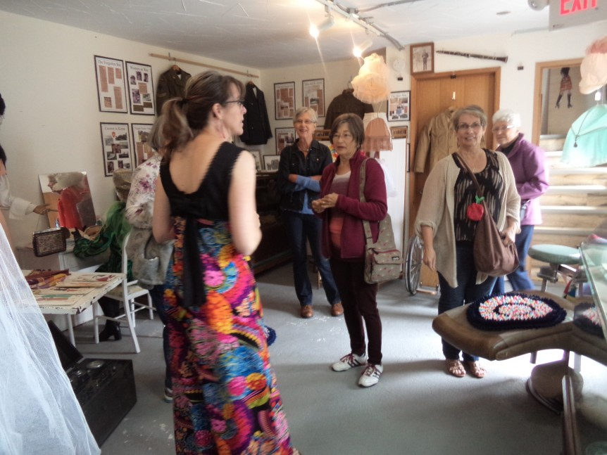 Creston Museum abuzz with conversation at Art Show
