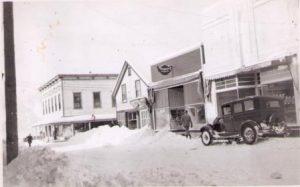 1946 Snowstorm 1