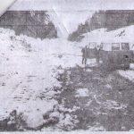 Tough Conditions snow