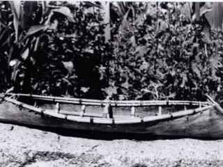 Ktunaxa Sturgeon-Nosed Canoe, Creston BC