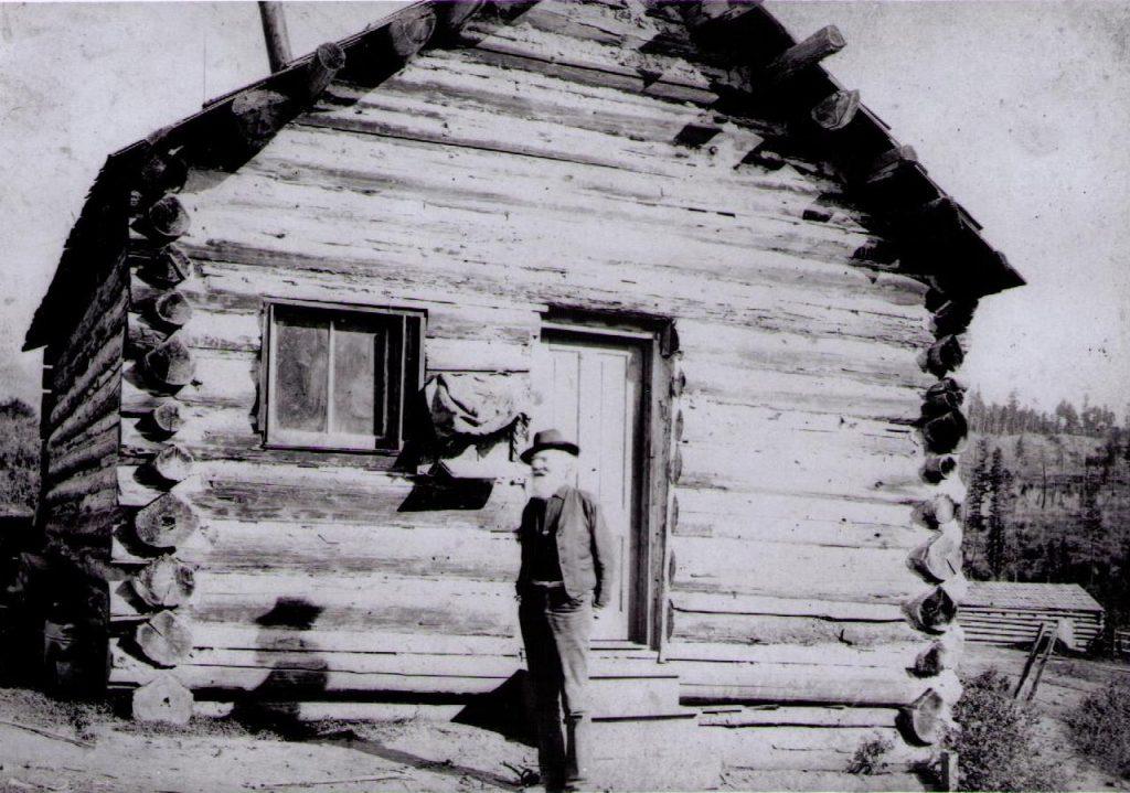 David McLoughlin, near Creston BC