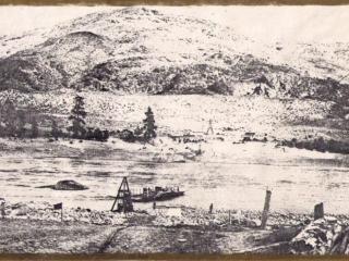 McLoughlin's Ferry, Creston BC