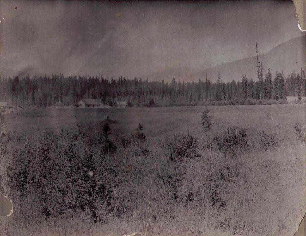 Huscroft Ranch, near Creston BC
