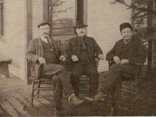 Arrowsmith, Little, Dow, Creston BC