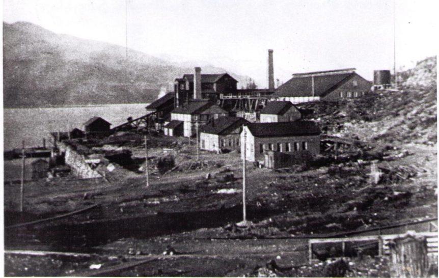 Pilot Bay Smelter