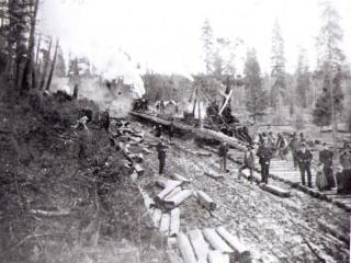 Great Northern Railway, Creston BC