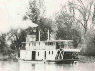 SS City of Ainsworth near Creston BC