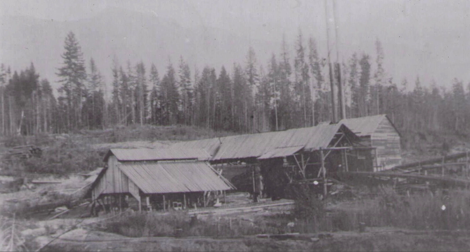 Cartwright Mill, Erickson BC