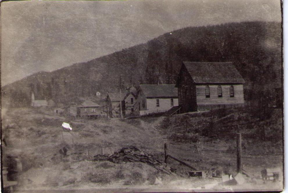 Methodist Church, Creston BC