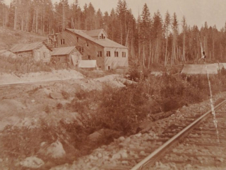 Alice Mine near Creston BC