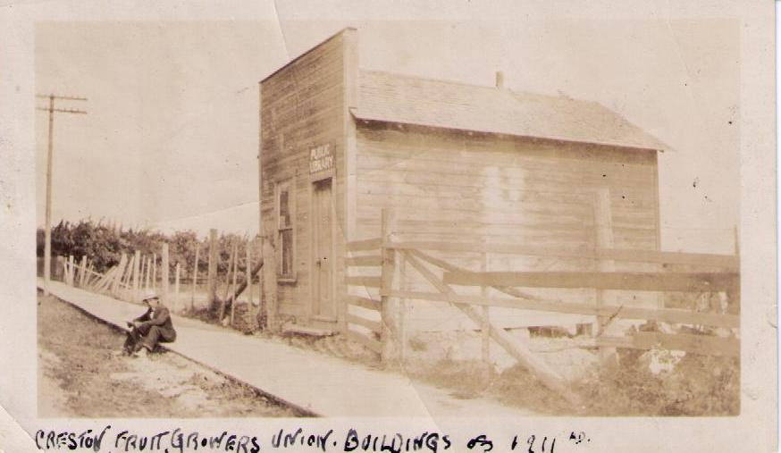 Windstorm 1924, Creston BC