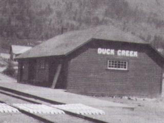 Duck Creek (Wynndel), near Creston BC