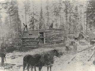 Camp Lister, near Creston BC