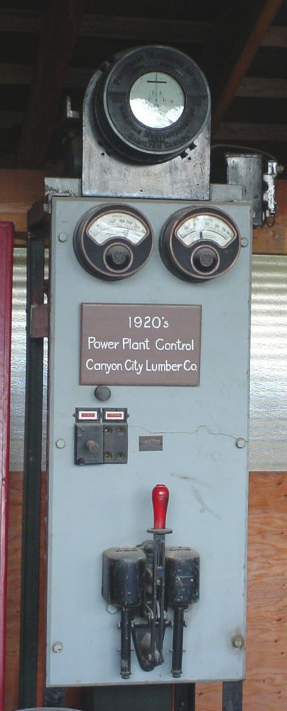 Power plant, Creston BC