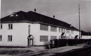 Junior-Sernior High School, Creston BC 1938