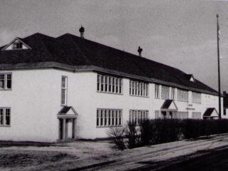 Junior-Sernior High School, Creston BC 1938