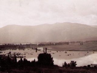 1938 Flood, Creston BC