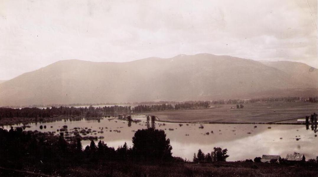 1938 Flood, Creston BC