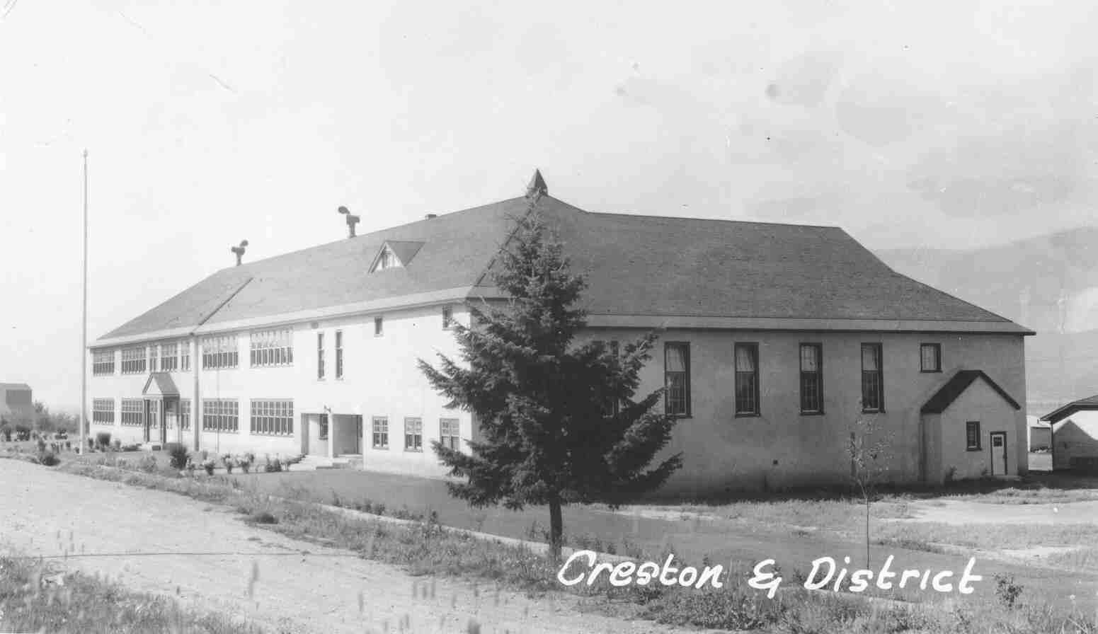 Elementary School Creston BC