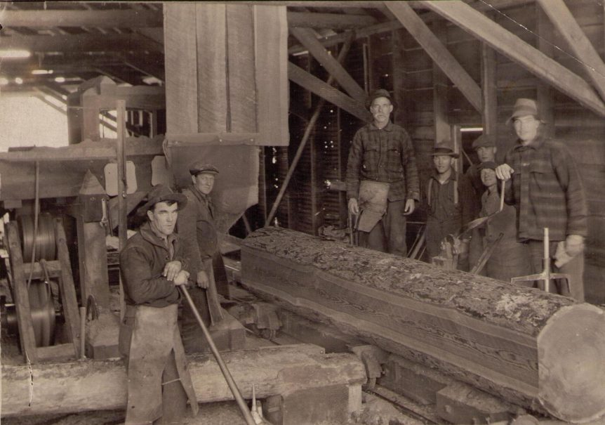 Huscroft Mill, Creston BC