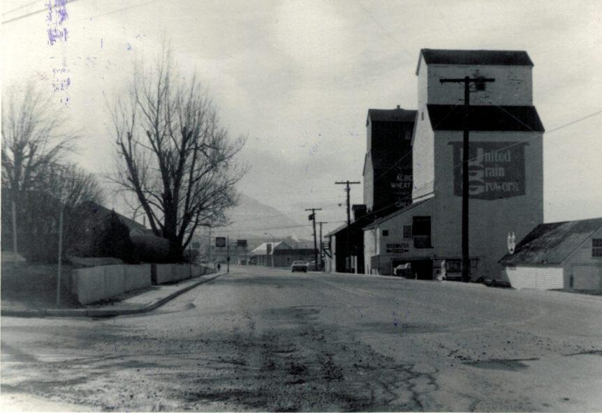 Grain industry, Creston BC