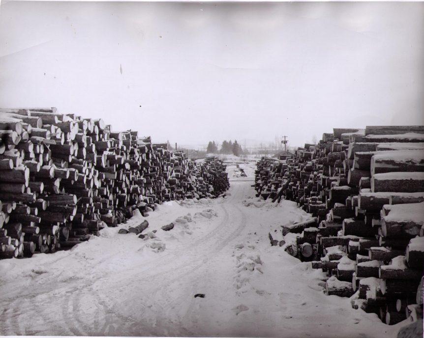 Creston Sawmills, Creston BC