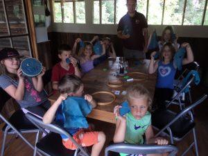 Kids' Day, Creston Museum, Creston BC