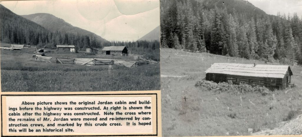 Creston Review photos taken during the construction of the Salmo-Creston highway, 1960s